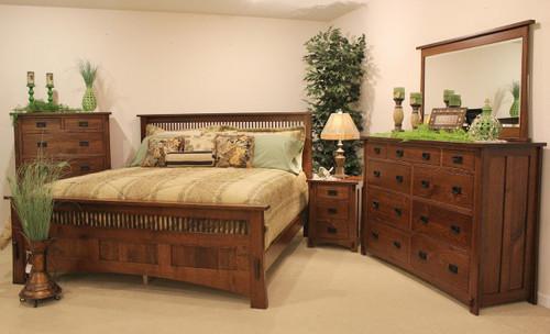 Dutch County Bedroom