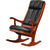 Amish Handcrafted Lincoln Rocker