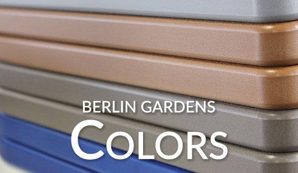 Berlin Gardens Colors