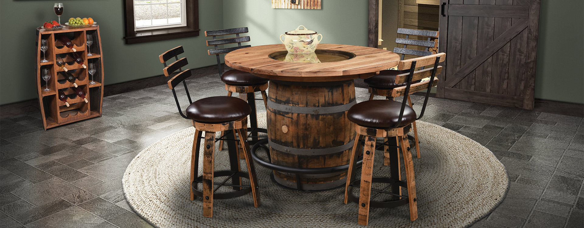 Barrel Dining Collection