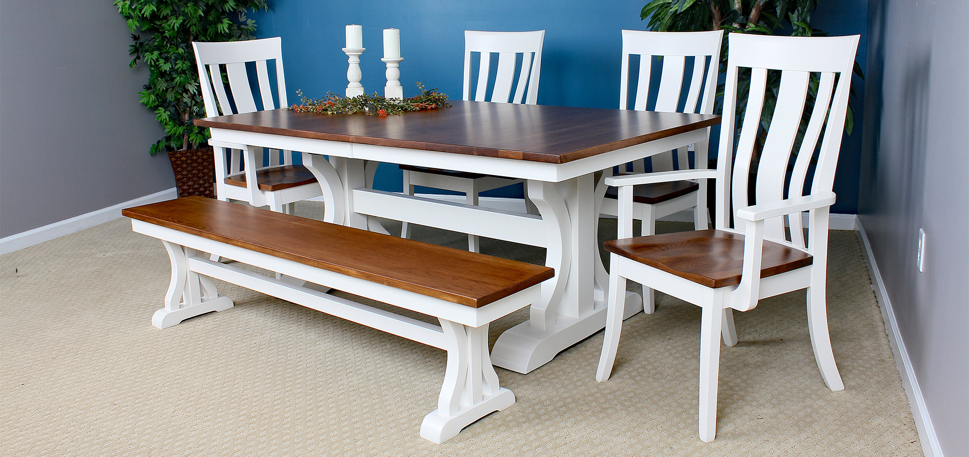 Franklin Dining Collection