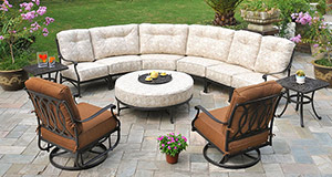 Mayfair Hanamint Outdoor Furniture