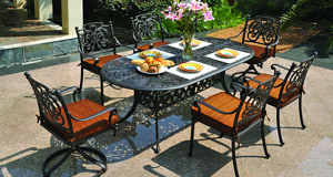 St. Augustine Hanamint Outdoor Furniture