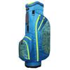 2.5 Ladies Cart Bag Lace Blue/Lime