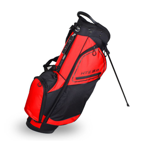 3.0 Stand Bag Red/Black