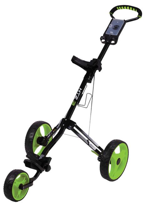 3.0 Push Cart Black