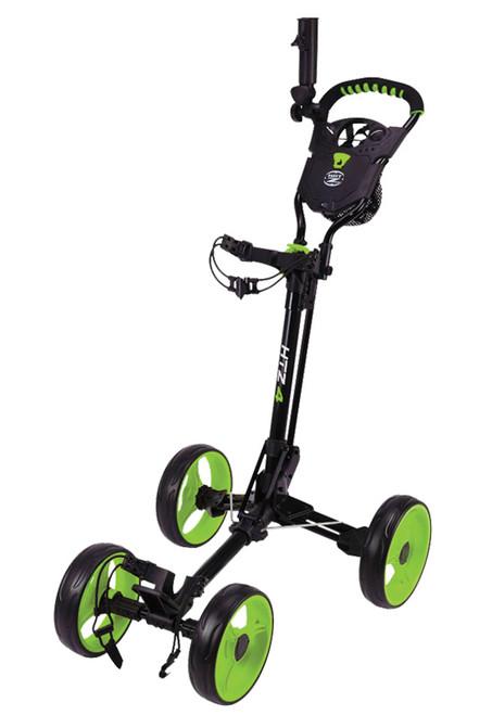 4.0 Push Cart Black