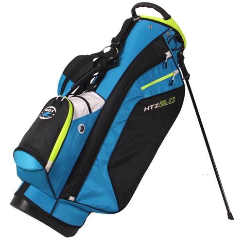 2.0 Stand Bag Caribbean Blue