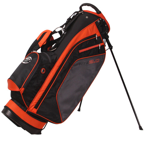 2.0 Stand Bag Orange/Black
