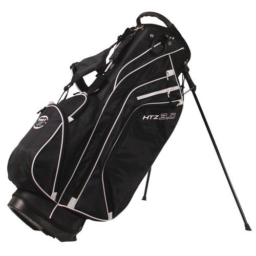 3.0 Stand Bag Black/White