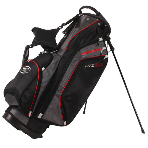 3.0 Stand Bag Black/Grey/Red