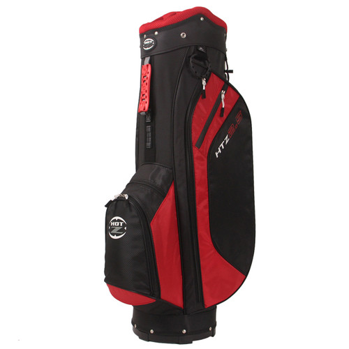 2.5 Cart Bag Red/Black
