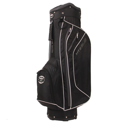 2.5 Cart Bag Black/White