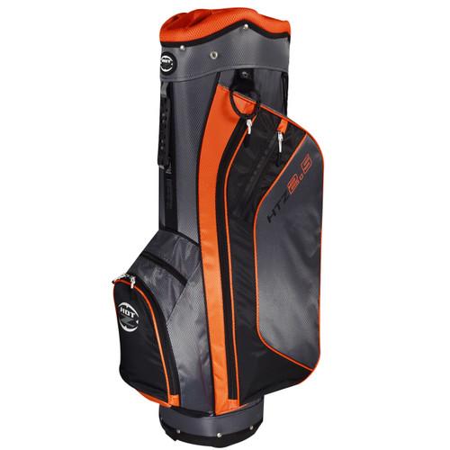 2.5 Cart Bag Orange/Black