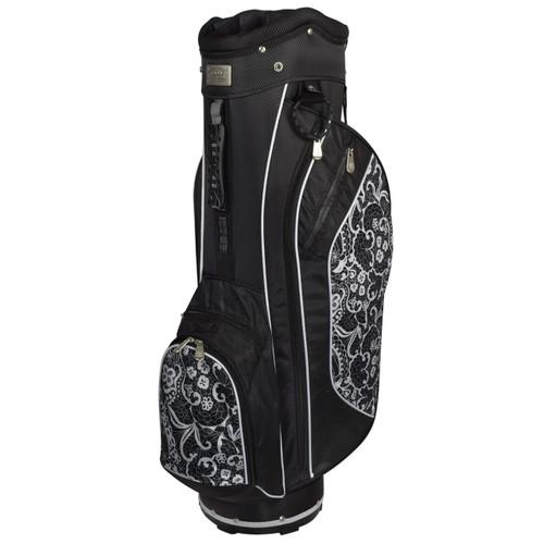 2.5 Ladies Cart Bag Lace Black/White