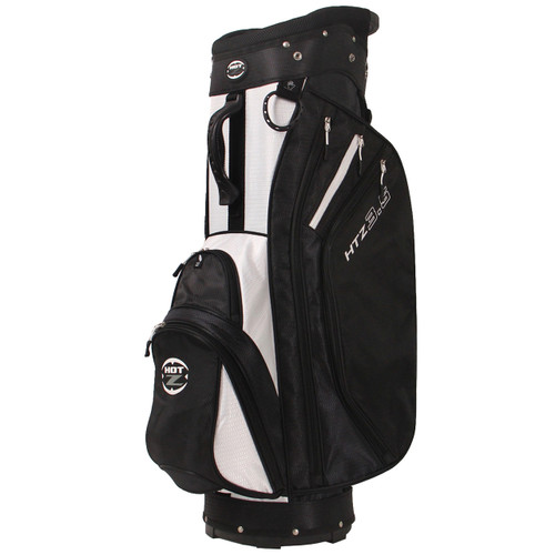 3.5 Cart Bag Black/White