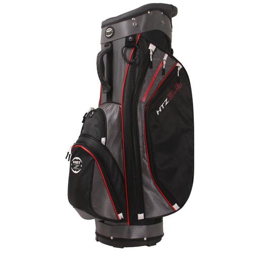3.5 Cart Bag Black/Red/Grey