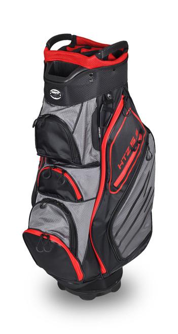 5.5 Cart Bag Black/Gray/Red