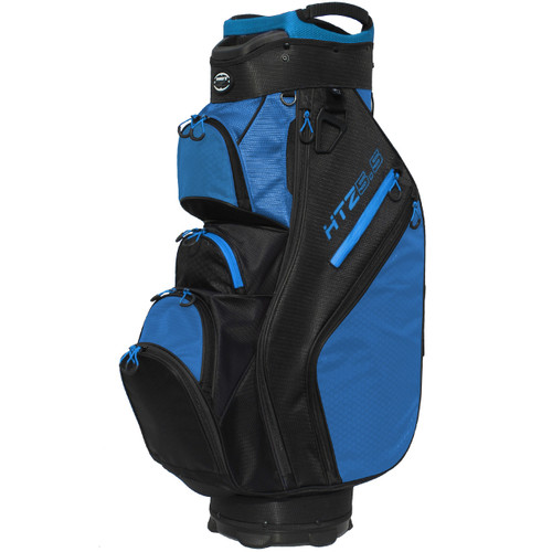 5.5 Cart Bag Blue/Black