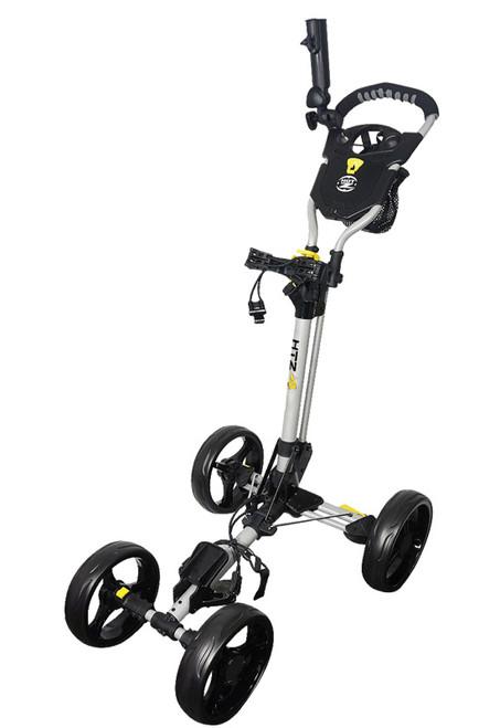 4.0 Push Cart Silver
