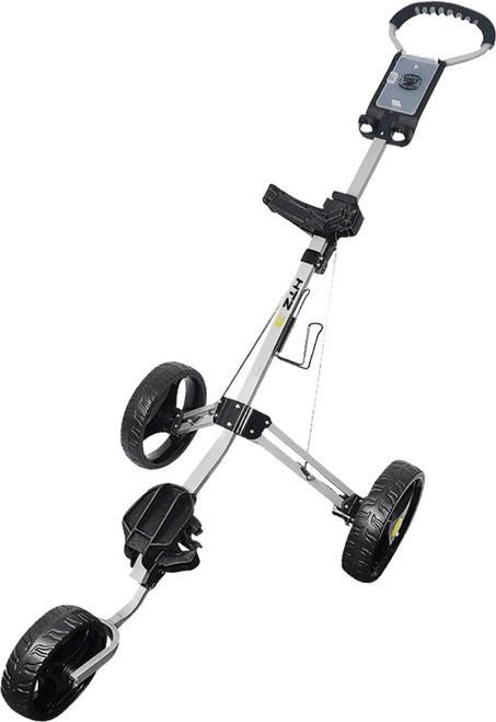 3.0 Push Cart Silver