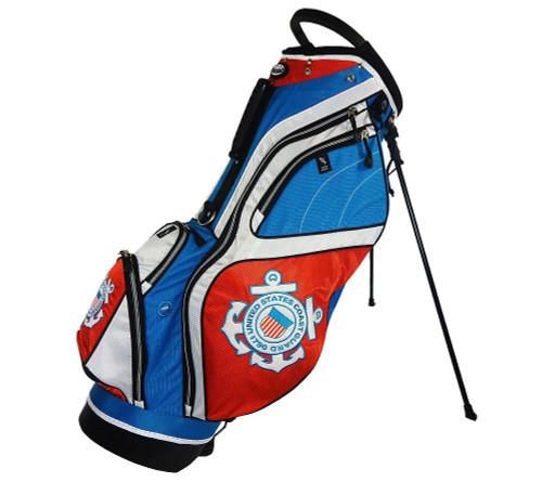 U.S. Coast Guard Stand Bag