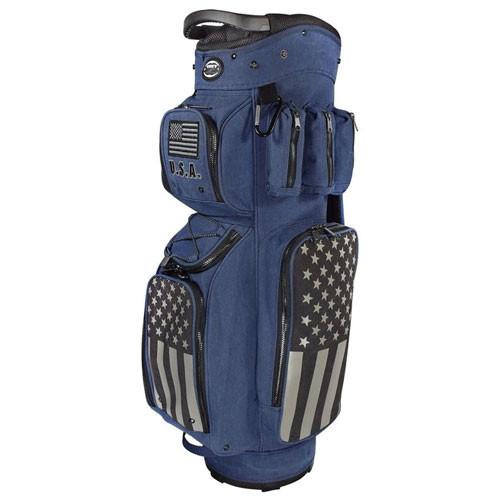 U.S.A. Active Duty Cart Bag