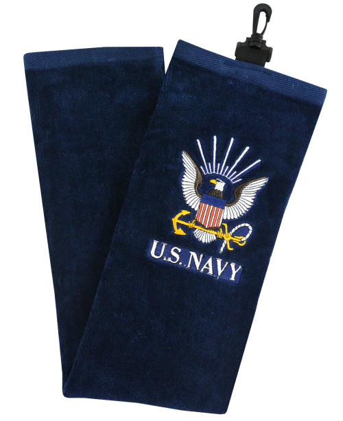 U.S. Navy Towel
