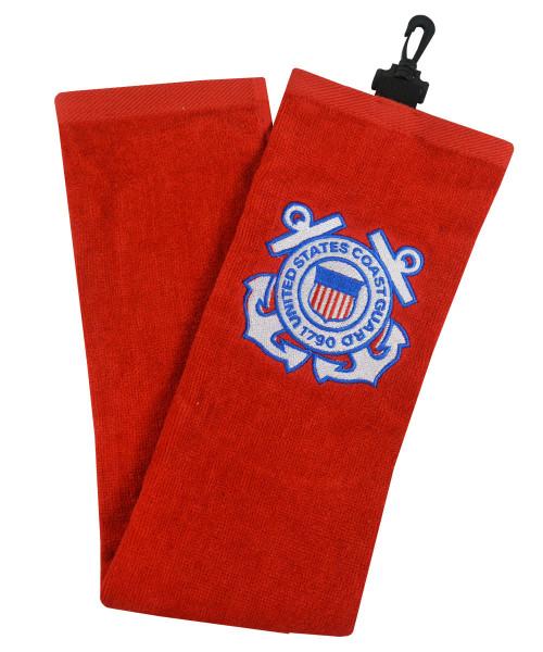 U.S. Coast Guard Towel