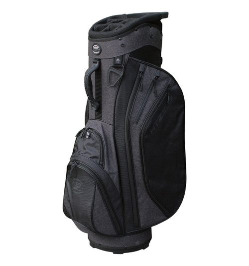 3.5 Designer Cart Bag Black/Black