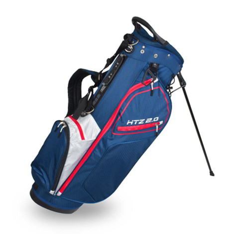 2.0 Stand Bag Red/White/Blue