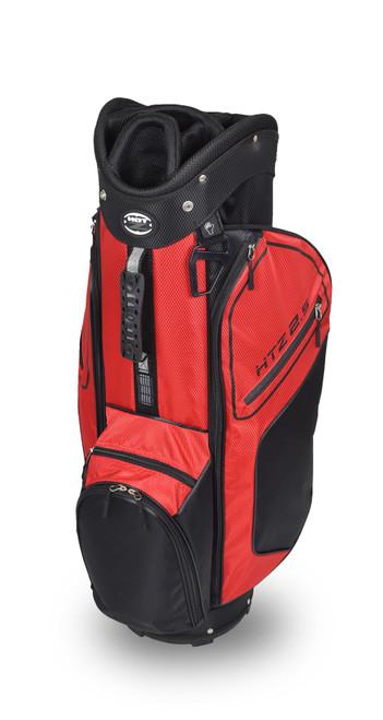 2.5 Cart Bag Black/Red