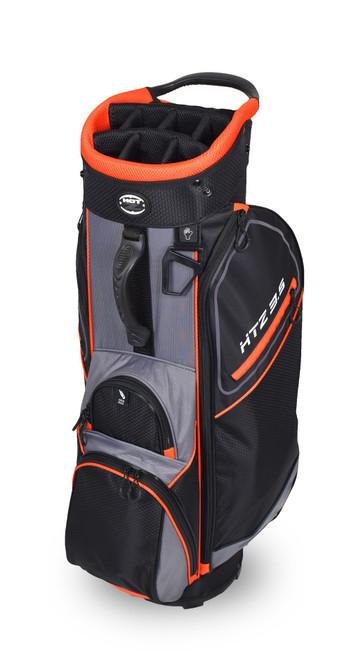 3.5 Cart Bag Orange/Black/Gray
