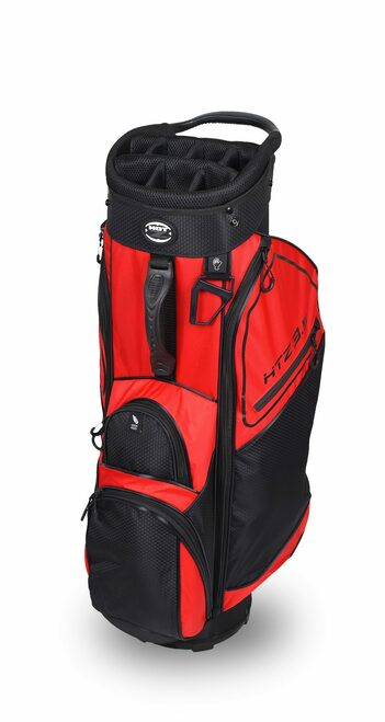 3.5 Cart Bag Red/Black