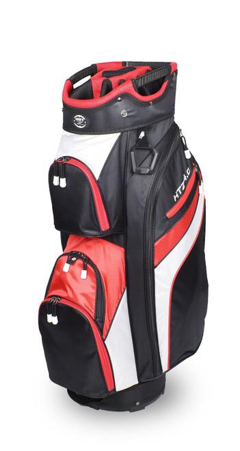 4.0 Cart Bag Black/Red/White