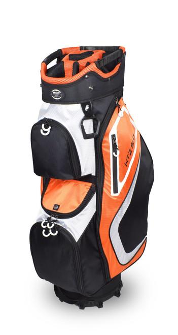 5.0 Cart Bag Black/Orange/White