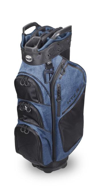 6.0 Cart Bag Blue/Black