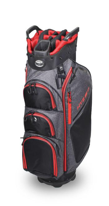 6.0 Cart Bag Black/Gray/Red
