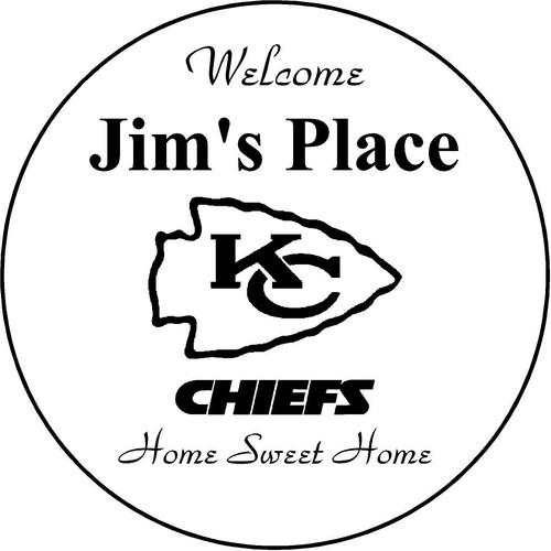 "Family Memories Step Stone 13.5"" Diameter 'Home Sweet Home'Jim"
