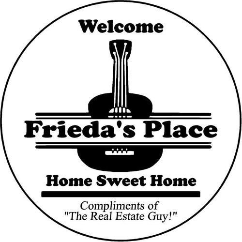 "Family Memories Step Stone 13.5"" Diameter 'Home Sweet Home' Frieda's Place"