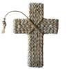 Medium Shell Cross  wall art religious 30 x 20cm