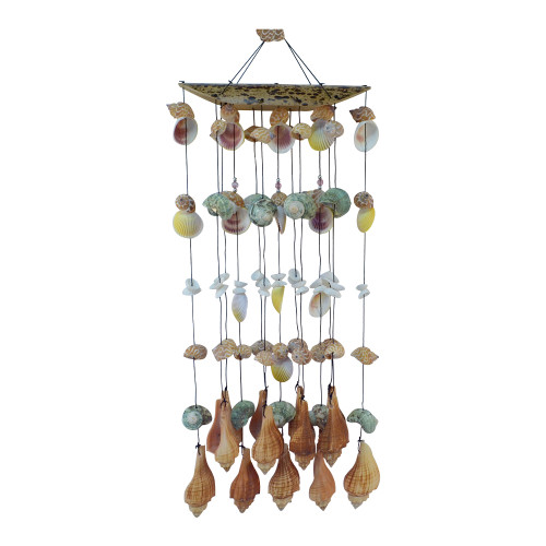 Mobile  Bamboo / strands mixed shell