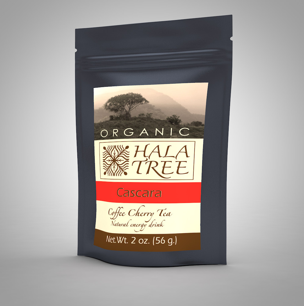 Hawaiian Cascara tea