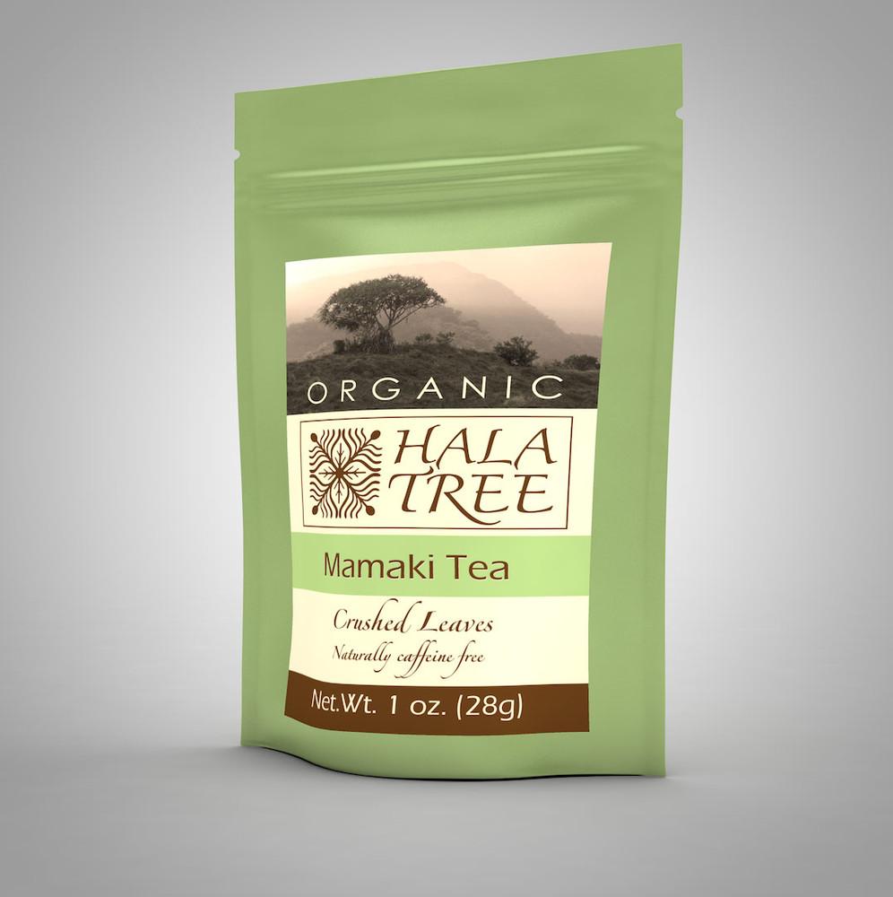 Organic Mamaki Hawaiian tea online