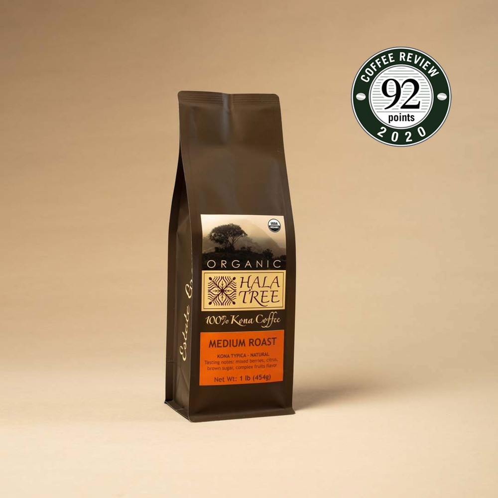 Premium single estate Kona coffee online