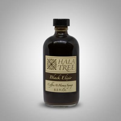 Kona coffee syrup