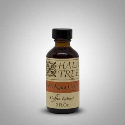 extract of 100% Kona coffee