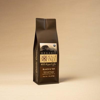 Mix Dark Roast/Medium Roast Organic 100% Kona Coffee