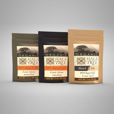 Organic Kona Coffee: Corporate Gifts