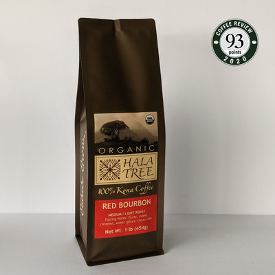Red Bourbon - Medium Roast